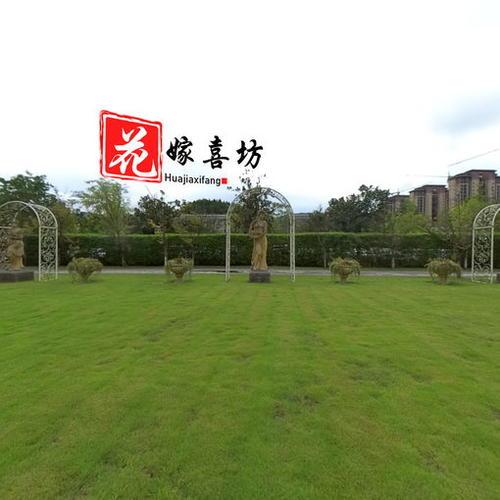 招商中心草坪