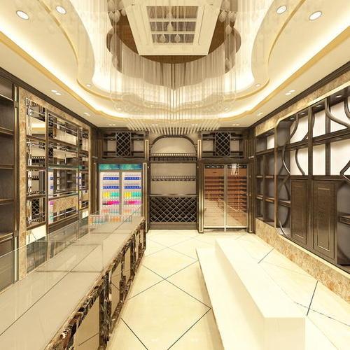 航天桥烟酒店设计方案