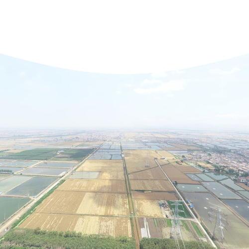 江苏连云港地区艾塘500kV变电站