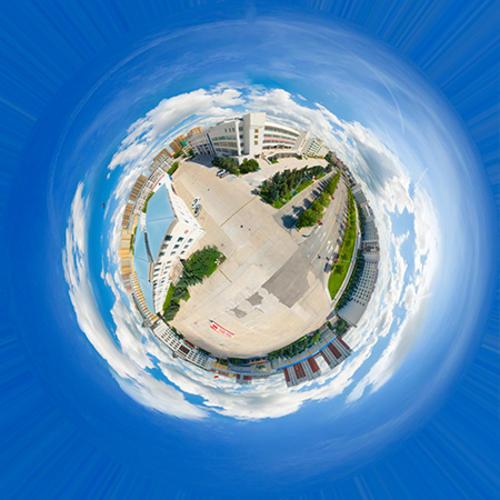 呼伦贝尔学院区域VR展示