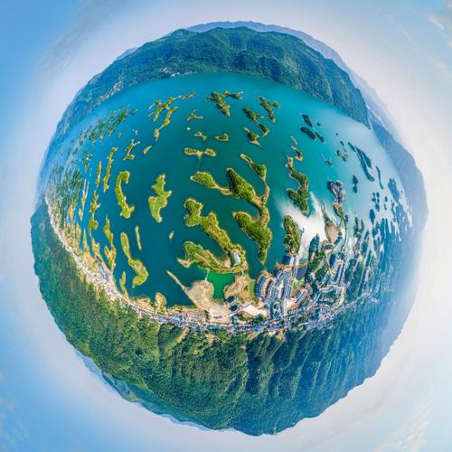 仙岛湖生态旅游风景区VR全景