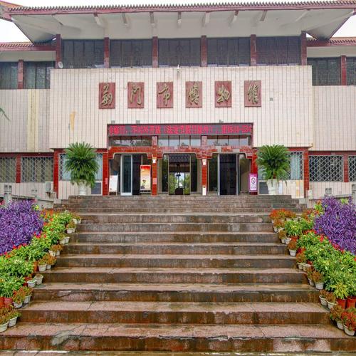荆门博物馆三维全景导览