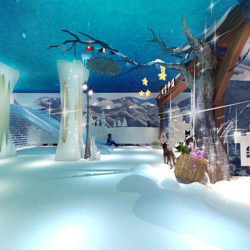 深圳冰雪世界