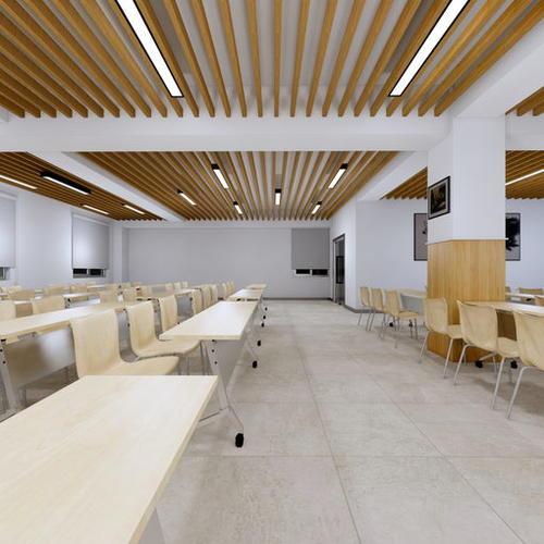金升阳科技园--食堂四楼-多功能培训室