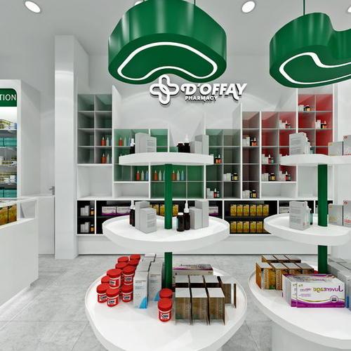 非洲药店设计案例