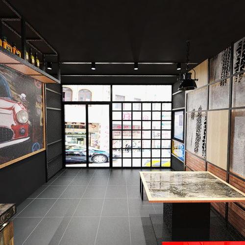 快餐店设计方案