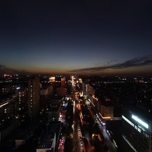 淄博夜景1