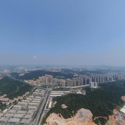湘南大市场东侧地块全景展示
