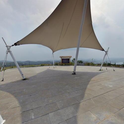 千岛画廊观景台