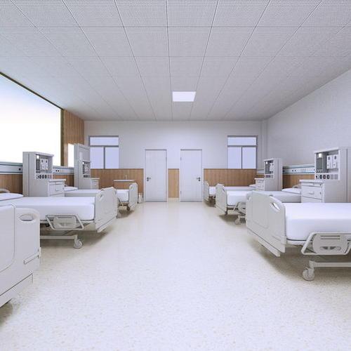 医院病房--
