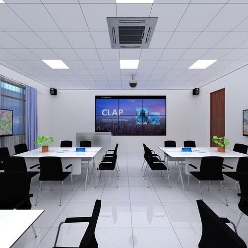 河南城建学院城市治理智慧创新实验室