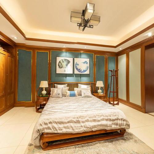 衣帽间+卧室