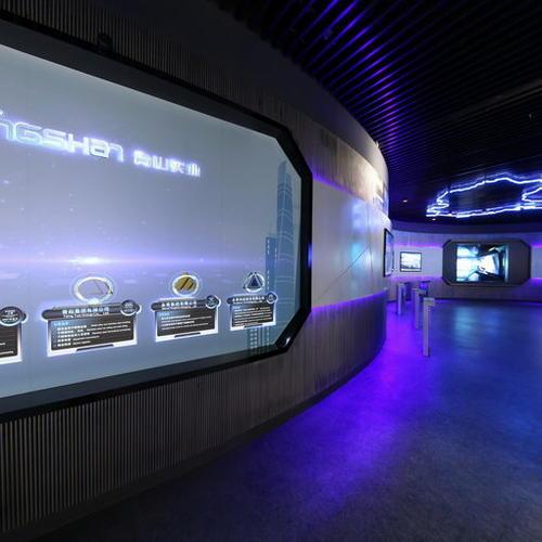 上海鼎信集团展厅