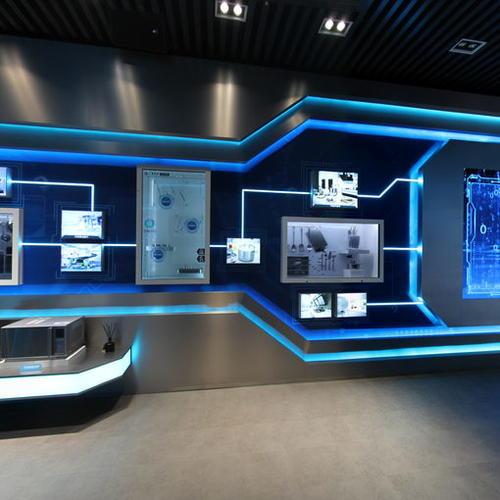 广青科技展厅