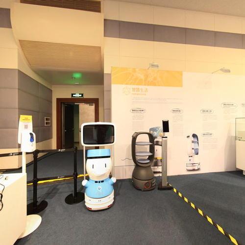 上海科技馆 命运与共 携手抗疫——科技与健康同行(舞动的幽灵:新冠启示录)病毒科普展