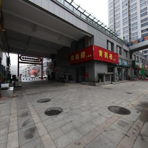 合肥宝湾产城实景图