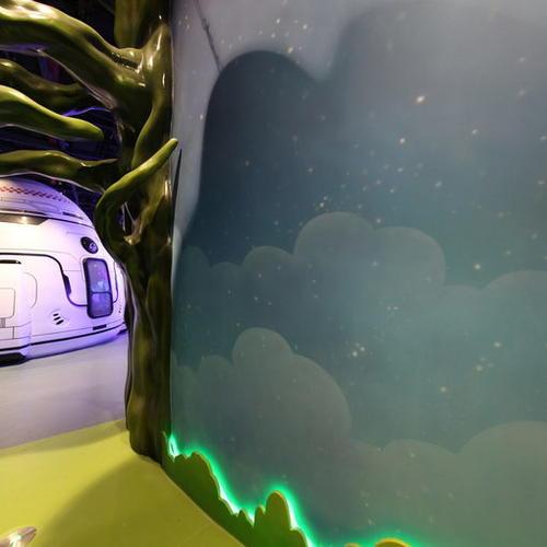 上海天文馆好奇星球