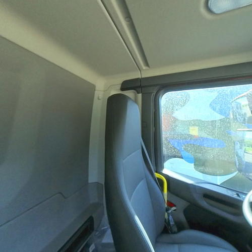 斯堪尼亚消防车驾驶室