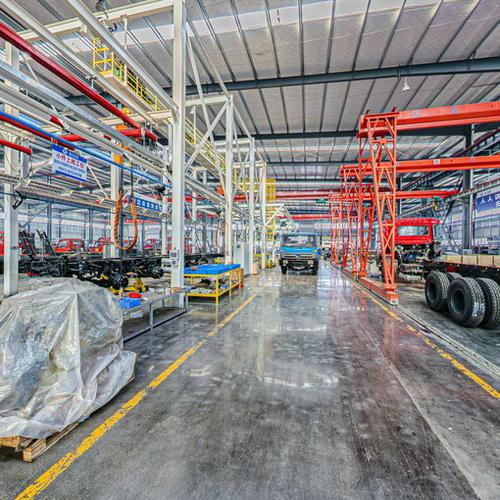 程力汽车集团股份有限公司商用特种车销售分公司