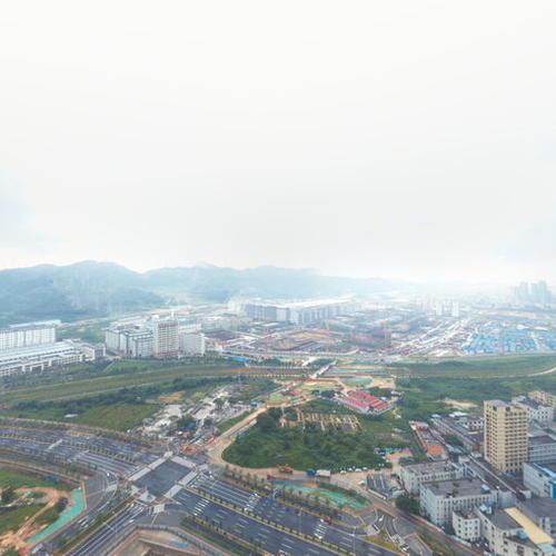 20190526深圳市中医院光明院区项目全景