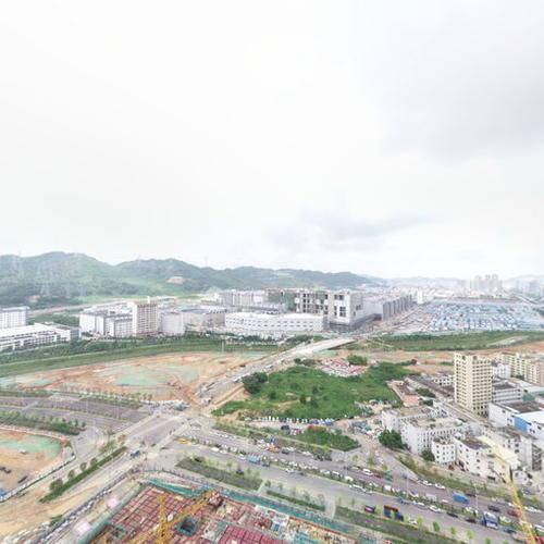 20200526深圳市中医院光明院区项目全景