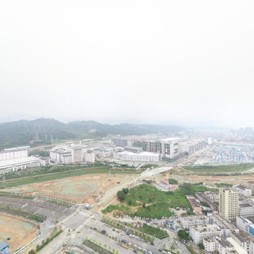 20200518深圳市中医院光明院区项目全景