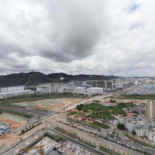 20200508深圳市中医院光明院区项目全景