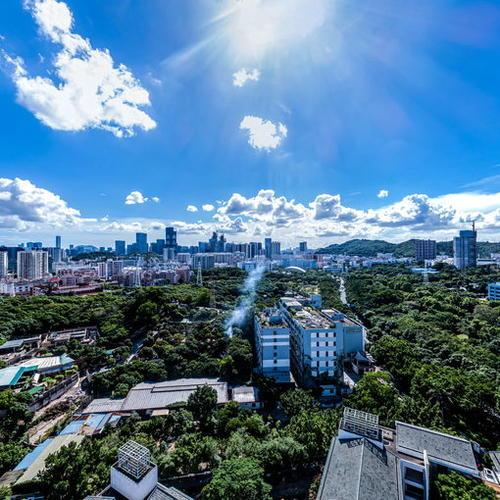 深圳市南山区西丽街道丽岛花园