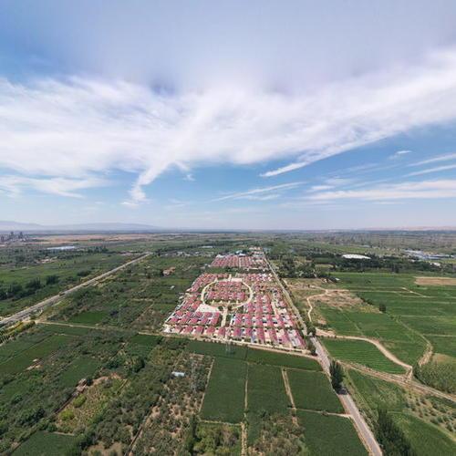 中宁:让乡村成为宜养宜游的美丽家园