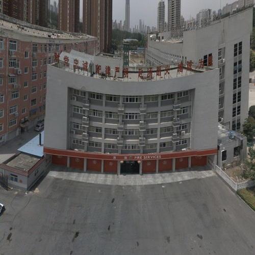 东城区大队全景图